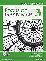 Focus on Grammar Level 3 (4E) Teacher's Resource Pack with MP3 Audio CD-ROM