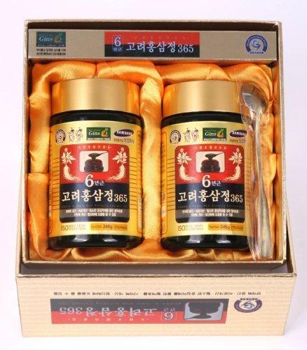 hongsamjeong 240g (Vinex Hemd) X 2EA, koreanisch 6Jahren Root rot Ginseng Gold Extrakt, Saponin, Panax von Hong Sam Jeong