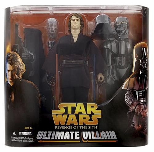 Ultimate Villain Anakin to Darth Vader Revenge of the Sith 12