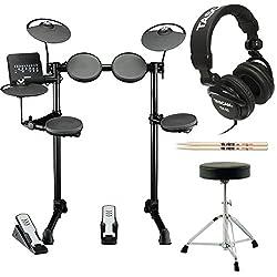 Yamaha DTX400K Review - Electronic Drum Set