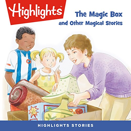 The Magic Box and Other Magical Stories copertina