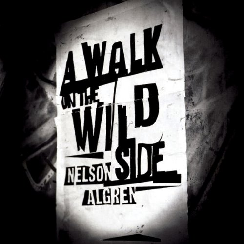 A Walk on the Wild Side audiobook cover art