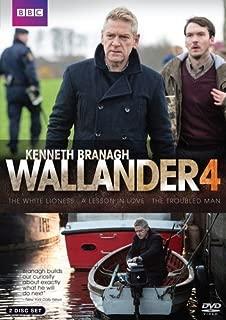 Wallander: S4 (DVD)