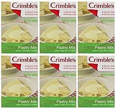 (6 PACK) - Mrs Crimbles - Pastry Mix | 200g | 6 PACK BUNDLE by Mrs Crimbles