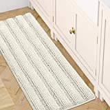 Bath Rugs for Bathroom Washable Non Slip Extra Thick...