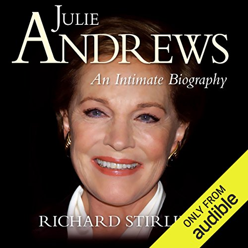 Julie Andrews audiobook cover art