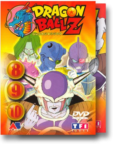 Dragon Ball Z - Vol.8,9,10 - Coffret 3 DVD