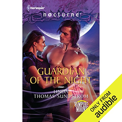 Guardian of the Night audiobook cover art
