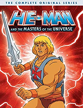 He-Man and the Masters of the Universe  The Complete Original Series [DVD]