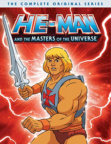 He-Man & The Masters Of The Universe: Complete Original Series
