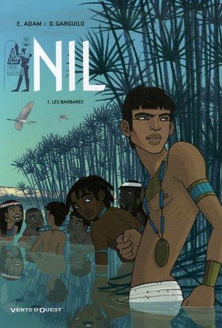 Nil - Tome 01: Les Barbares