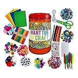 yingmu DIY Art Craft Sets Suministros para Niños Pequeños Kits...