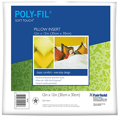 Sewing Pillow Forms & Foam