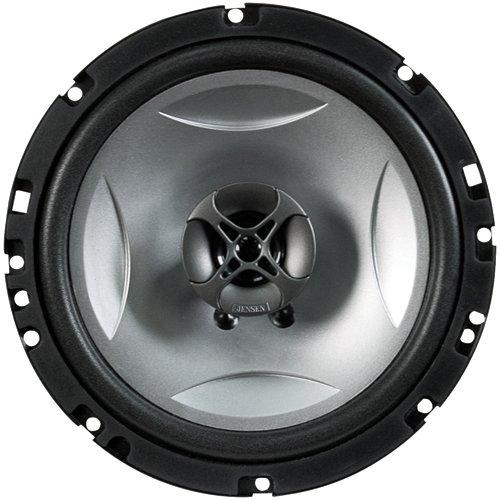 Jensen PowerPlus652 6.5-Inch Speakers (Grey)
