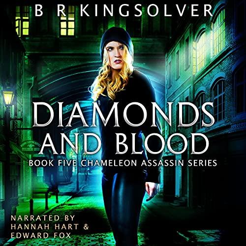 Couverture de Diamonds and Blood