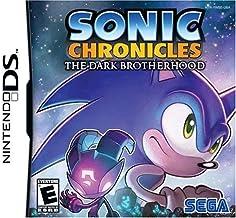Sonic Chronicles: The Dark Brotherhood - Nintendo DS (Renewed)