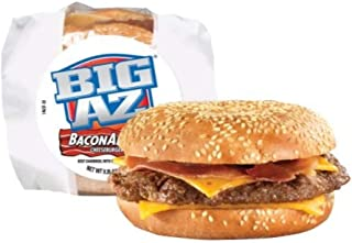 Big AZ Bacon Addict Cheeseburger, 9.35 Ounce -- 10 per case.