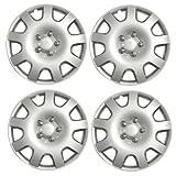 'verificación de tamaño de la rueda Llantas Set (4) 15' Skoda Octavia 98–06cubiertas + Tapón para válvula & Corbatas