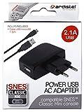 Ardistel - Adaptador Corriente USB 2.1A NES/SNES Mini (Nintendo Super NES)
