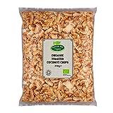Hatton Hill Organic - Patatine di cocco tostate biologiche, 250g