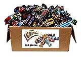 CELEBRATIONS - assortiment de chocolats - carton de 100 pièces