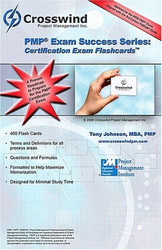 PMP Exam Success Series: Certification Exam Flashcards