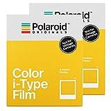 Polaroid Originals Farbfilm für I-Type–2er-Pack