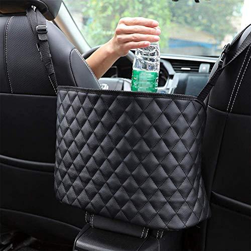 Bolsa organizadora para bolsos entre los asientos, para el coche, multifunción, bolsa organizadora