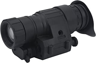Vbestlife Night Vision Goggles, Night Vision Telescope Monocular Waterproof Infrared Scope IR Digital Monocular Device PVS-14 for Helmet