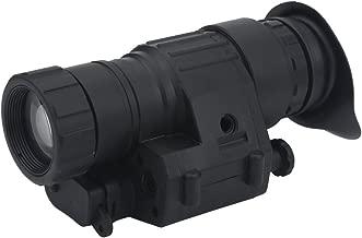 Vbestlife Night Vision Telescope Monocular Waterproof Infrared Scope IR Digital Monocular Device PVS-14 for Helmet