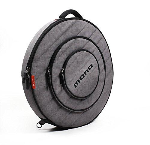 MONO Cymbal Bag (22' Max) ASH (M80-CY22-ASH)