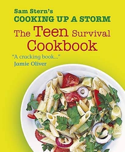 Cooking Up A Storm Teen Survival Cookbk