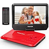 """Best dvd player portable - TENKER 9.5"""" Portable DVD Player with Swivel Screen Review"""