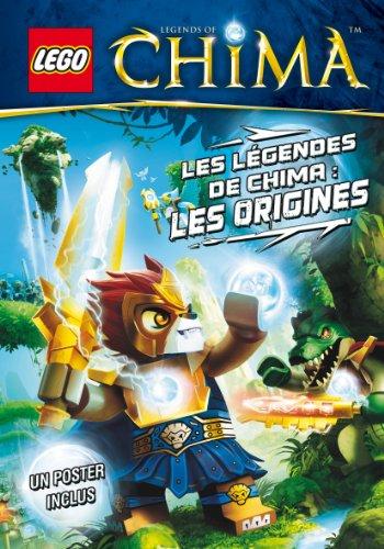 LEGO LEGEND OF CHIMA, LES ORIGINES (LEGO Legends of Chima)