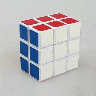 LEEEC Kreativ hastighetskub 2x3x3 färg slät pusselkub