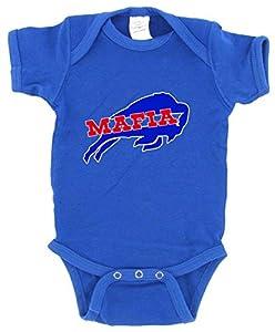 The Silo BLUE Bills Mafia Baby 1 piece 12 Months