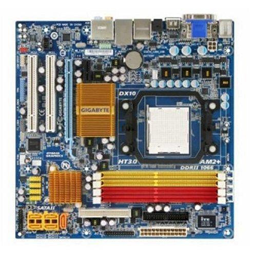 Gigabyte GA-MA78GM-S2H Mainboard Sockel AM2+ AMD 780G MicroATX