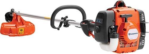 2021 Husqvarna sale 970452001 329L 28cc Gasoline Straight outlet sale Shaft Line Trimmer w/Trim Head outlet online sale