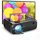 Bomaker Videoprojecteur WiFi 6500 Native 720P, Projecteur sans Fil Max 300'...