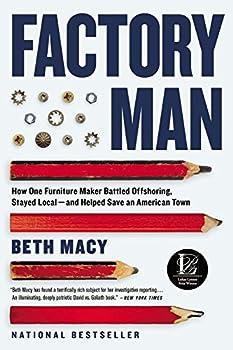 Best factory man book Reviews