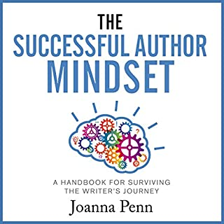 The Successful Author Mindset audiobook cover art