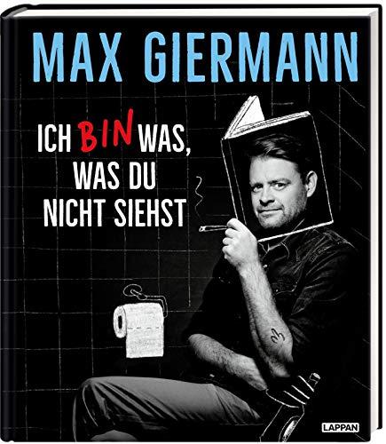 Ich bin was, was du nicht siehst: Max Giermann präsentiert Kunst und Leben