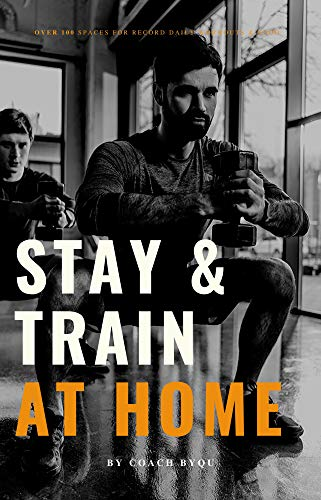 Stay & Train At Home: 3-Days/Week Full Body Workout Routine. Only Your Own Body Weight & Dumbbells. |8 Week Program - 40-Minute| Build Muscle& Size At Home