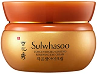 Sulwhasoo Concentrated Ginseng Renewing Eye Cream, 0.8 Fluid Ounce