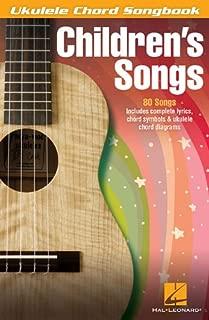 Children's Songs (Ukulele Chord Songbook)