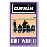 Box Prints Oasis Roll mit Ihr ikonischen Retro Vintage
