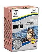 16 x 190g Large Feline Tetra Pak Saver Pack Bozita Wet Cat Food