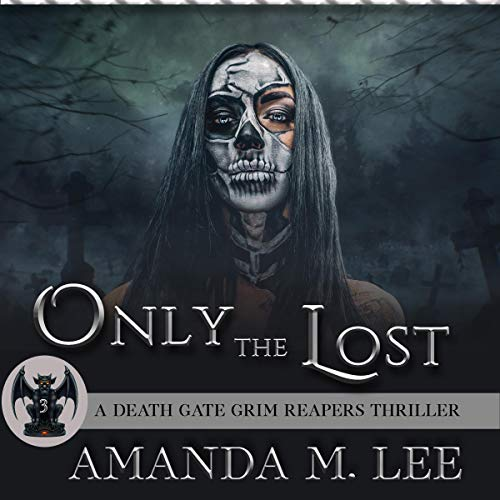 Only the Lost audiobook cover art
