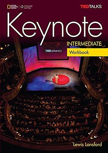 Keynote - BRE - Intermediate: Workbook + WB Audio CD