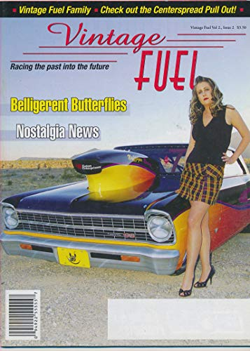 Vintage Fuel : Jeff Naffzigger racer ; Tony Waters, Vince Generalao ; Nostalgia Drag Racing; Funny Cars; B& M Trans Cooler install ( 2006 Journal)